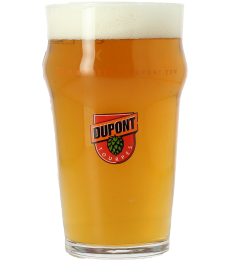 Dupont 50cl beer glass