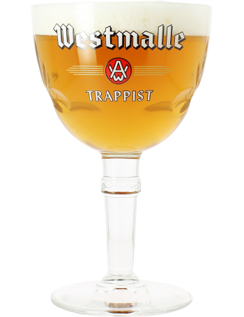 Westmalle tasting glass - 17 cl