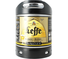 Leffe Blond 6L Keg