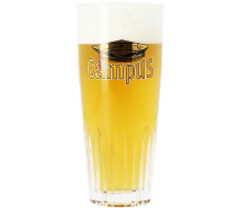 Campus - 25cl Ribbed Glass