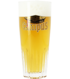 Verre Campus strié - 25 cl