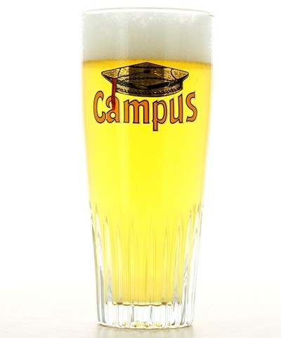 Verre Campus strié 25 cl