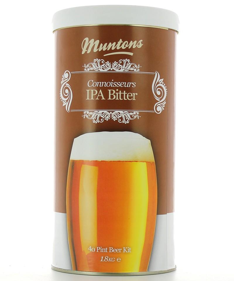 Kit à bière Muntons Connoisseurs IPA Bitter