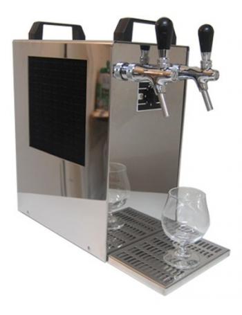 tireuse bi re pro d bit 90l h froid sec 2 robinets avec. Black Bedroom Furniture Sets. Home Design Ideas
