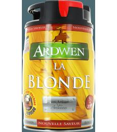 Fût 5L Ardwen Blonde Fontaine SPI