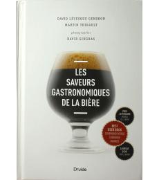 """""""Les Saveurs Gastronomiques de la Bière"""" Book"""