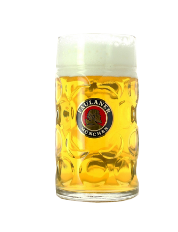 1e61bafd18d27f Chope à bière Allemande Paulaner 1 L