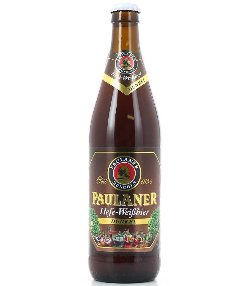Paulaner Hefe-Weifsbier Dunkel
