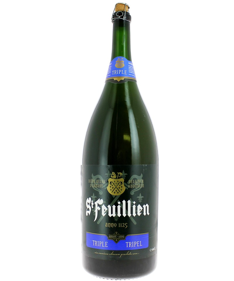 Mathusalem St Feuillien Triple 6L