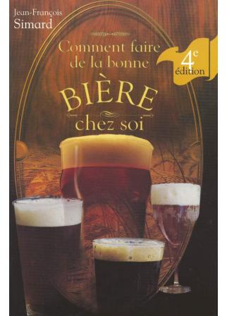 """Livre : """"Comment faire de la bonne bière chez soi"""""""