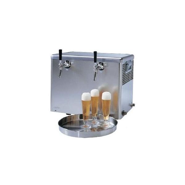 tireuse bi re linus 2 robinets 80l h froid sec d tendeur. Black Bedroom Furniture Sets. Home Design Ideas