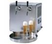 Tireuse froid sec débit 60 L/h détendeur intégré 2 becs