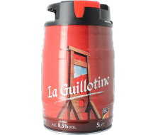 La Guillotine 5L IPS Keg