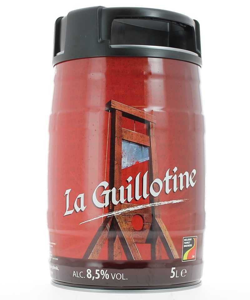 Barril 5L La Guillotine