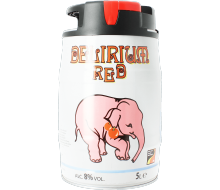 Delirium Red 5L IPS Keg