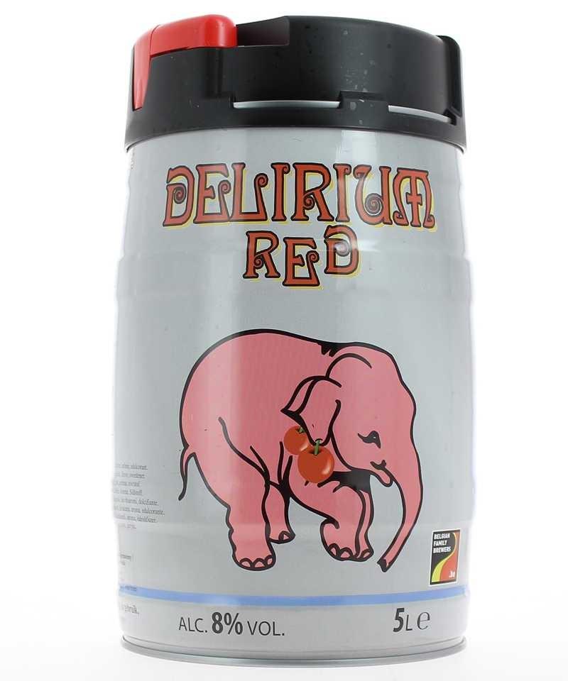Delirium Red - Barril de 5l