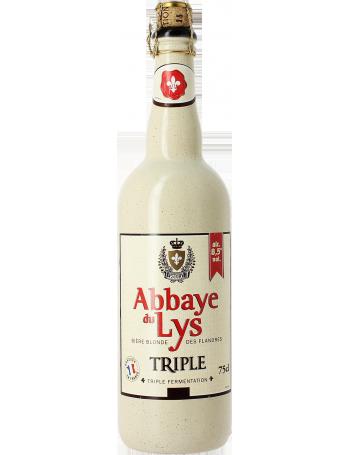 Abbaye du Lys Triple 75cl
