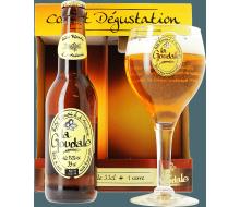 Coffret Goudale (1 bouteille 33cl + 1 verre)