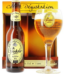 Goudale Gift Pack (1 33cl bottle + 1 glass)