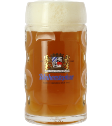Chope Weihenstephan - 50 cl