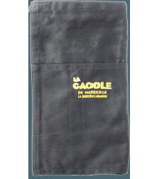 Short Black Apron, La Cagole