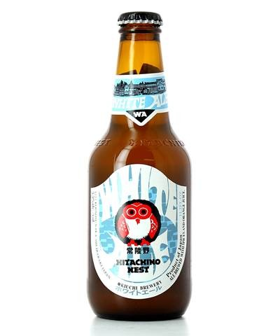 Hitachino White Ale