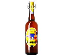La Cagole blonde 75cl