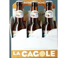 Pack de 6 bouteilles La Cagole blanche