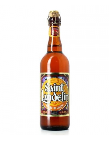 Saint Landelin Blonde 75cl