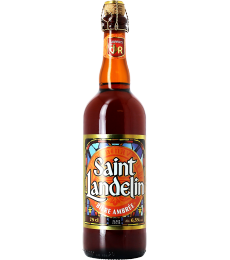 Saint Landelin Ambrée 75cl
