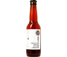 Emelisse White Label Barley Wine Makers Mark Bourbon BA 2014