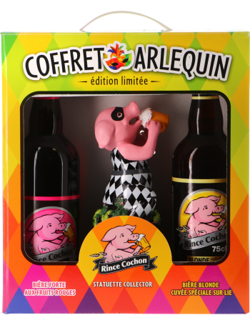 Coffret Rince Cochon Collector