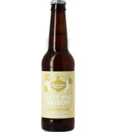 Buxton Saison White Wine Barrel Aged