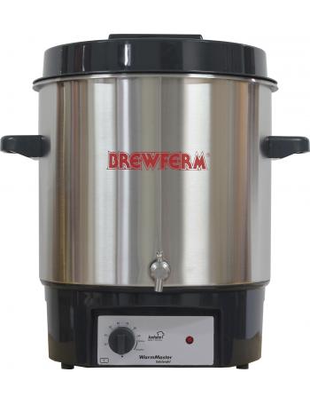 Cuve de brassage Brewferm électrique 27L en inox