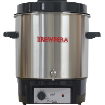 Brewferm electric stainless-steel 27-litre Brew Kettle