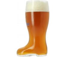 Weihenstephaner 1L Boot Glass