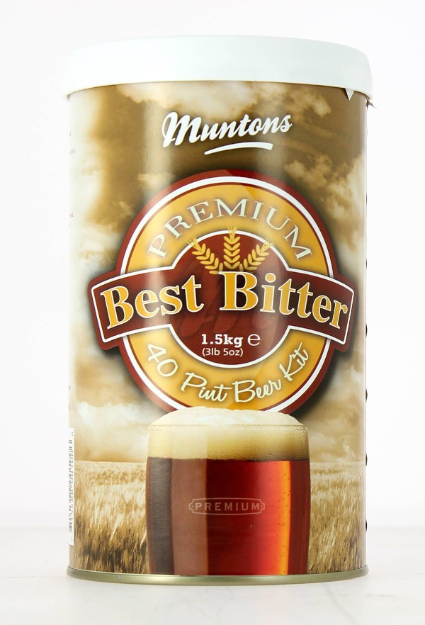 Kit de bière Muntons Premium Bitter