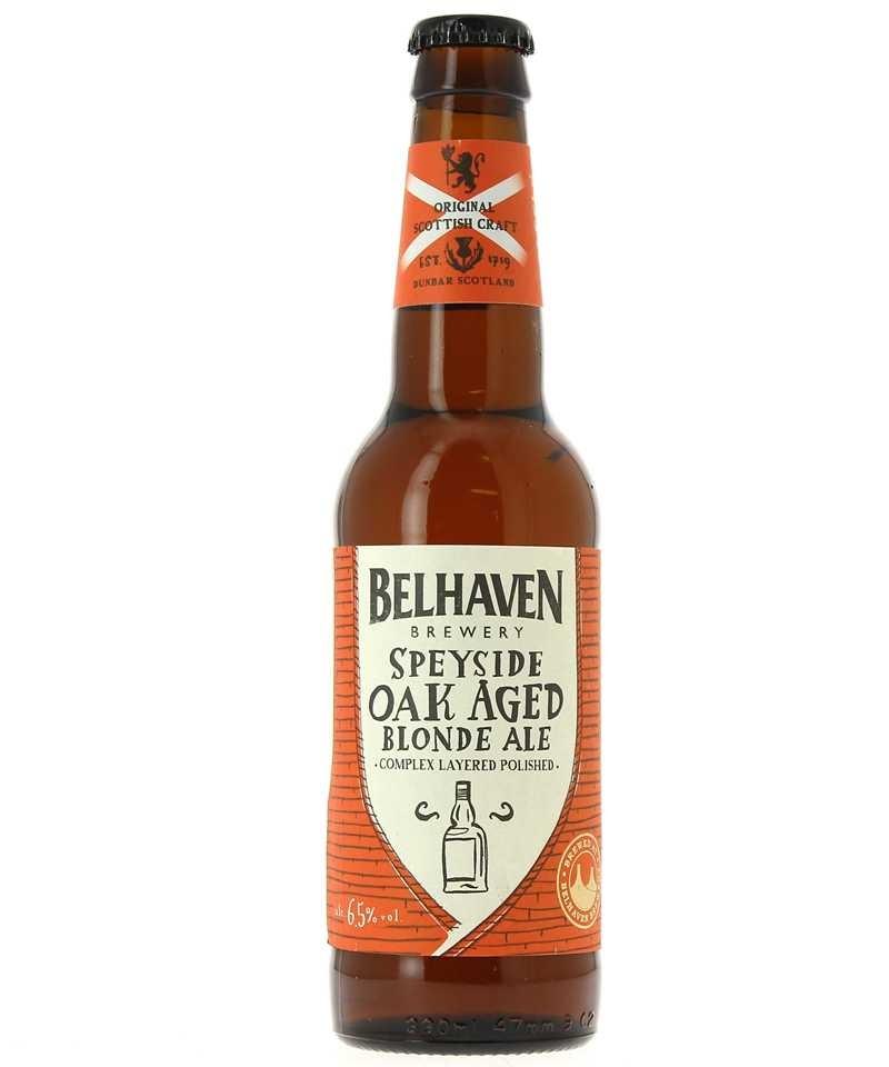 Belhaven Speysyde Oak Aged Blond Ale