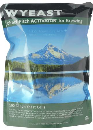 Levure liquide Wyeast American Ale 1056