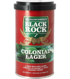 Kit Black Rock Colonial Lager