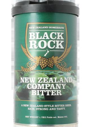 Kit à bière Black Rock NZ Company Bitter