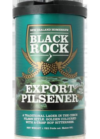 Kit Black Rock Export Pilsner