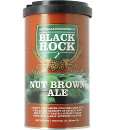 Kit à bière Black Rock Nut Brown Ale