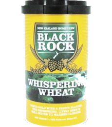 Kit à bière Black Rock Whispering Wheat