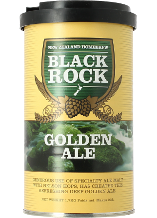 Kit à bière Black Rock Golden Ale
