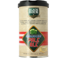 Kit à bière Black Rock American Pale Ale