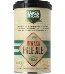 Kit à bière Black Rock Riwaka Pale Ale