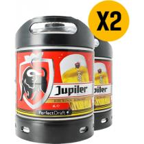 2 x Fûts 6L Jupiler