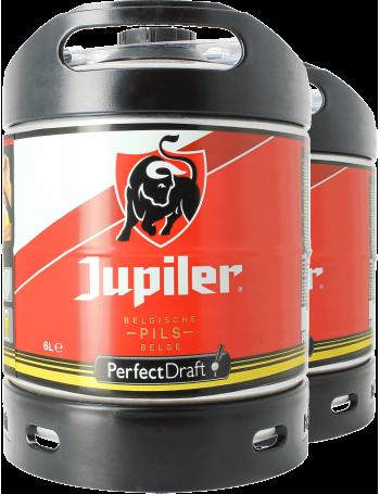 Pack 2 fûts 6L Jupiler