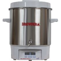 Brew Kettle Pro electric stainless steel 27L